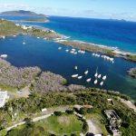 Paraquita Bay lagoon