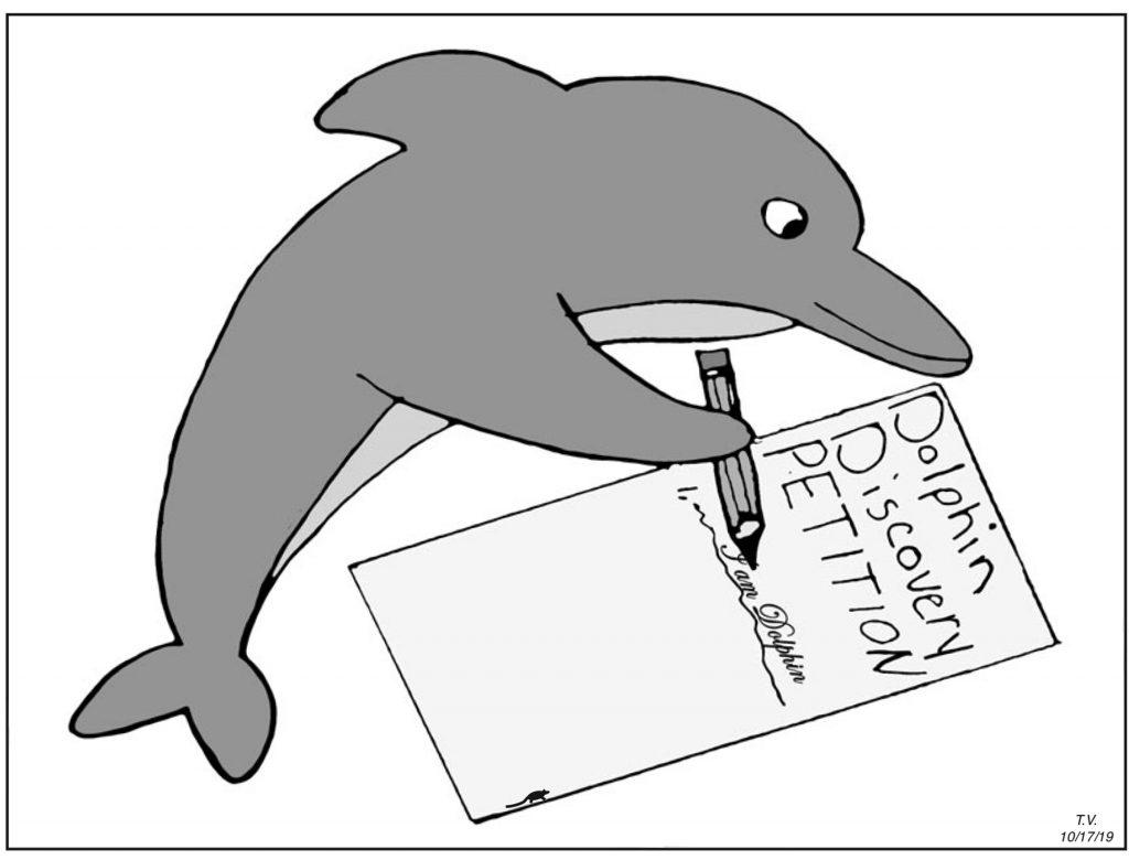 Cartoon (October 17, 2019)