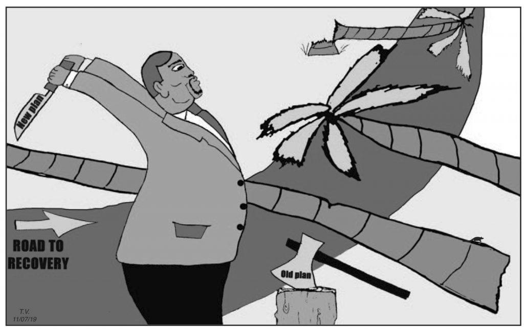Cartoon (November 7, 2019)