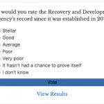 RDA poll