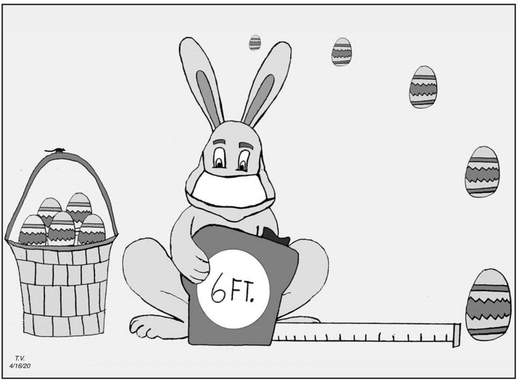 Cartoon (April 16, 2020)