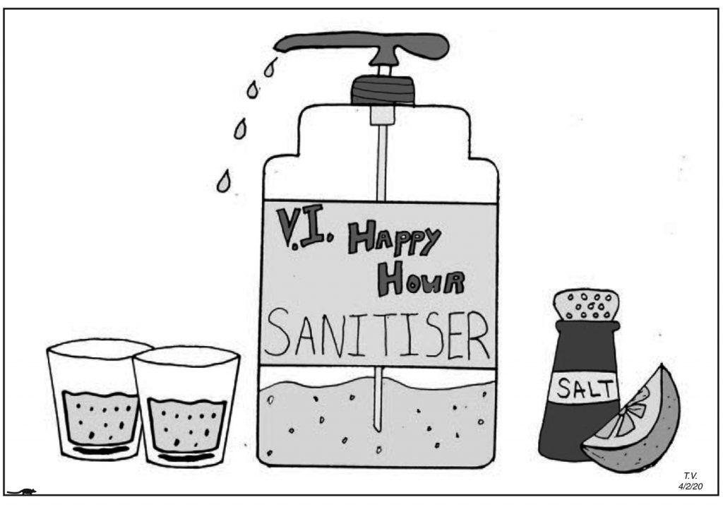 Cartoon (April 2, 2020)