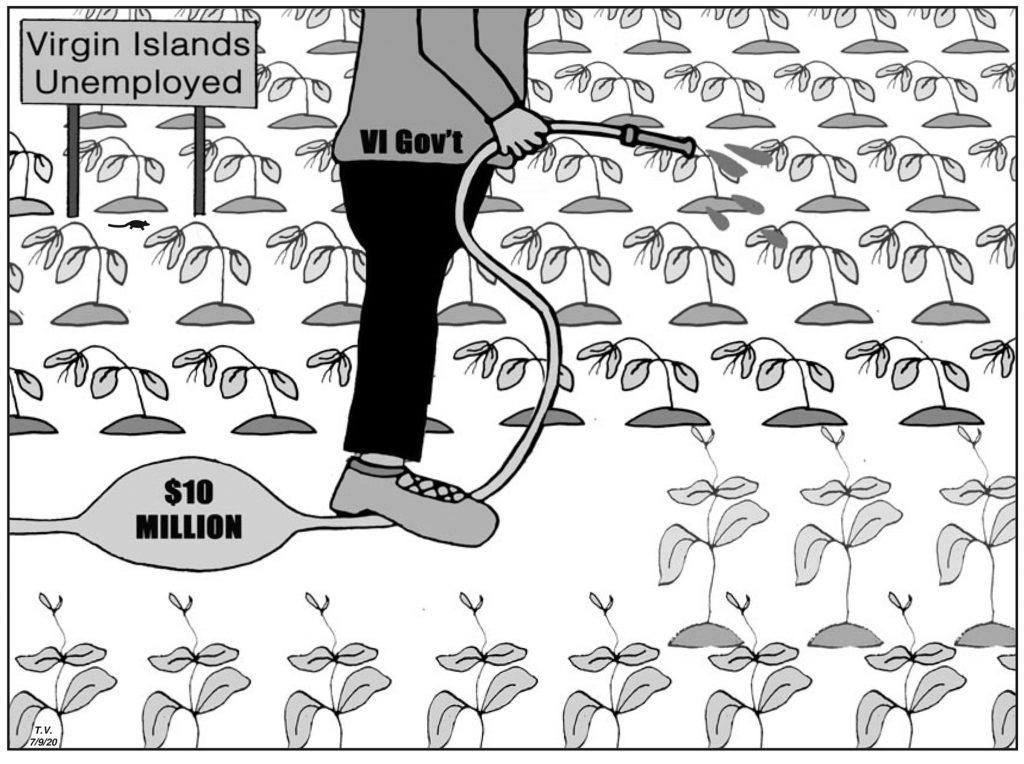Cartoon (July 9, 2020)