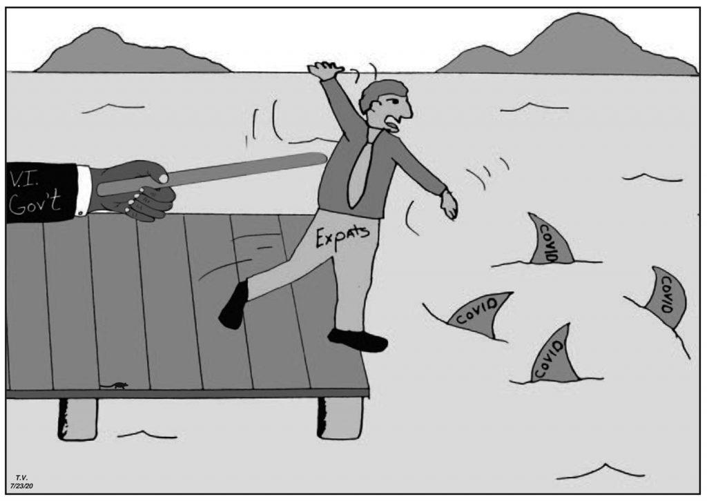 Cartoon (July 23, 2020)