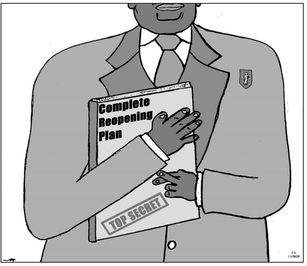 Cartoon (Nov. 26, 2020)