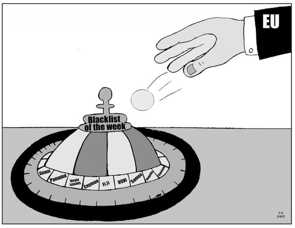 Cartoon (Feb. 11, 2021)