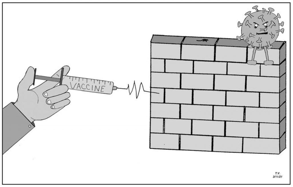 Cartoon (March 11, 2021)
