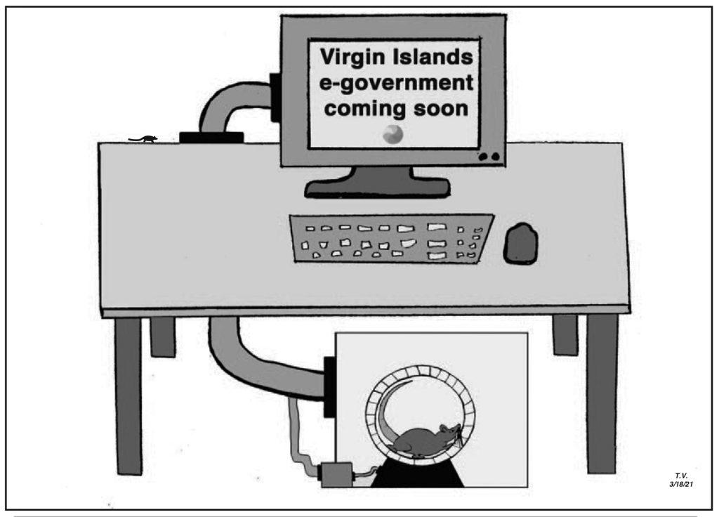 Cartoon (March 18, 2021)