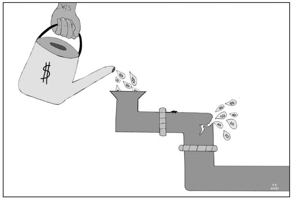 Cartoon (April 1, 2021)