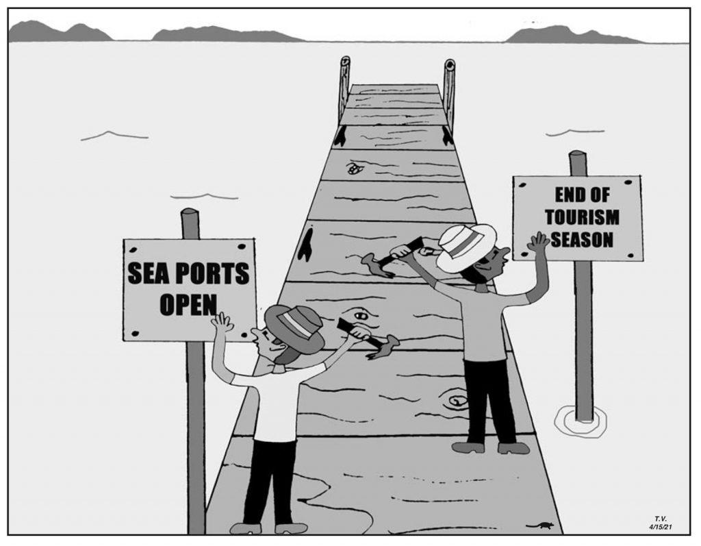 Cartoon (April 15, 2021)