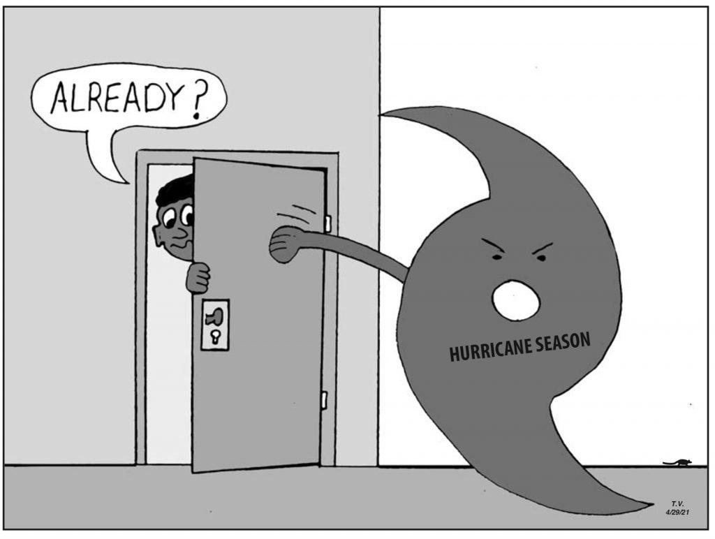 Cartoon (April 29, 2021)