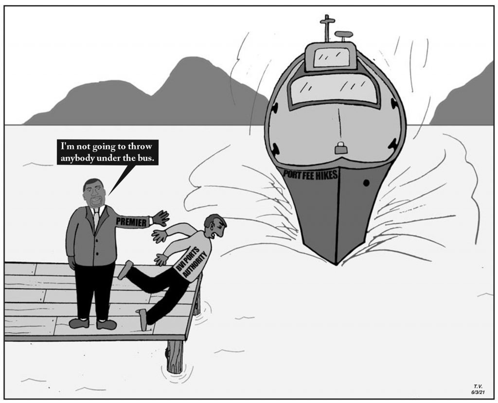 Cartoon (June 3, 2021)