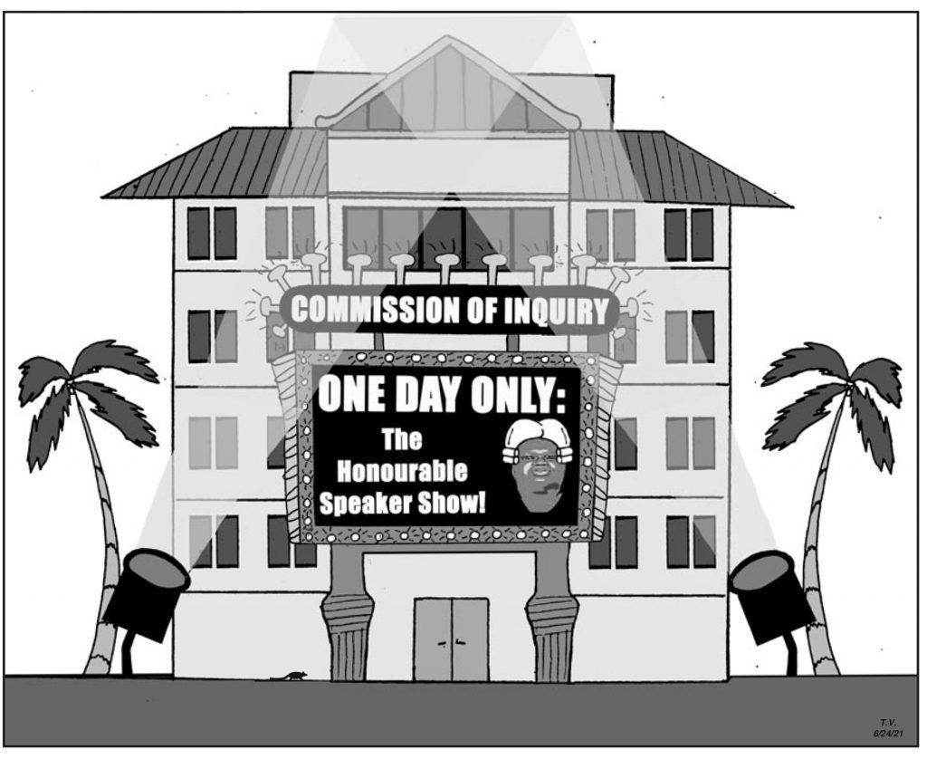 Cartoon (June 24, 2021)