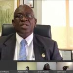 Health and Social Development Minister Carvin Malone said the House of Assembly's emergency meeting on July 29 was to appoint a new BVI Health Services Authority Board chairman given pressing matters surrounding the pandemic. (Screenshot: HOA/YOUTUBE)