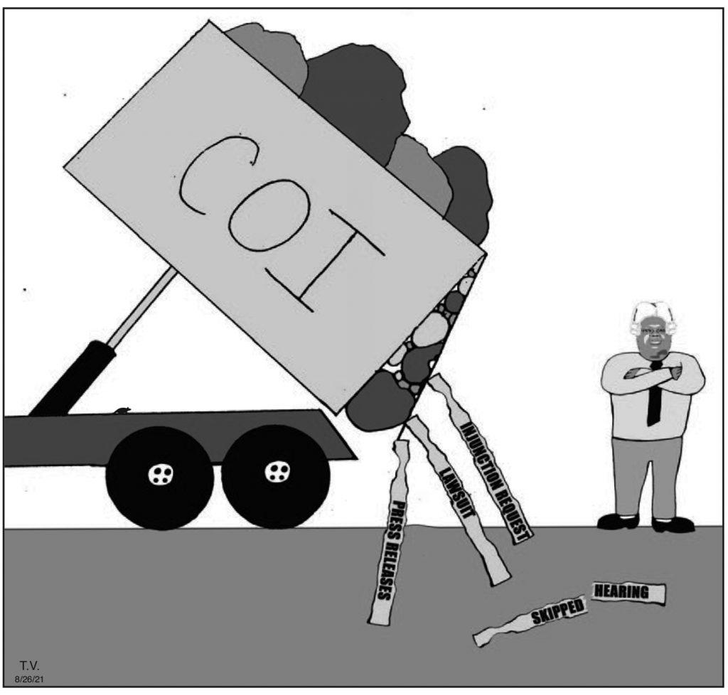 Cartoon (August 26, 2021)