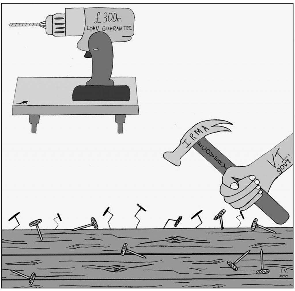 Cartoon (Sept. 2, 2021)