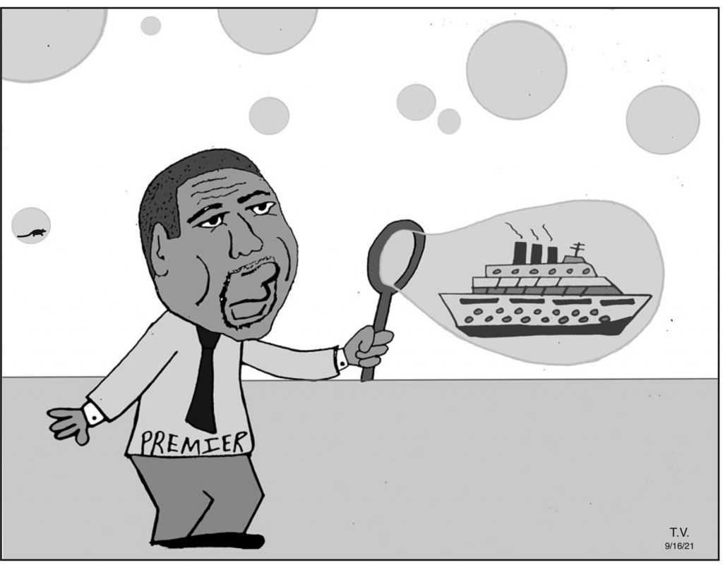 Cartoon (September 16, 2021)