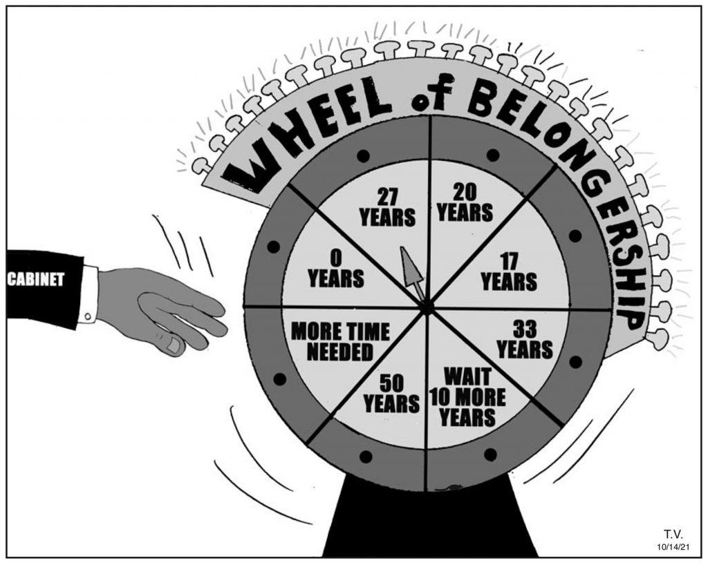 Cartoon (October 14, 2021)